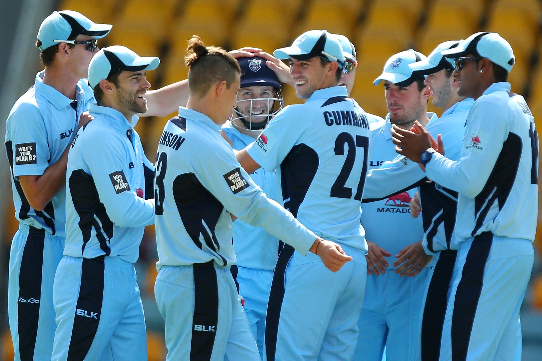NSW Blues Cricket