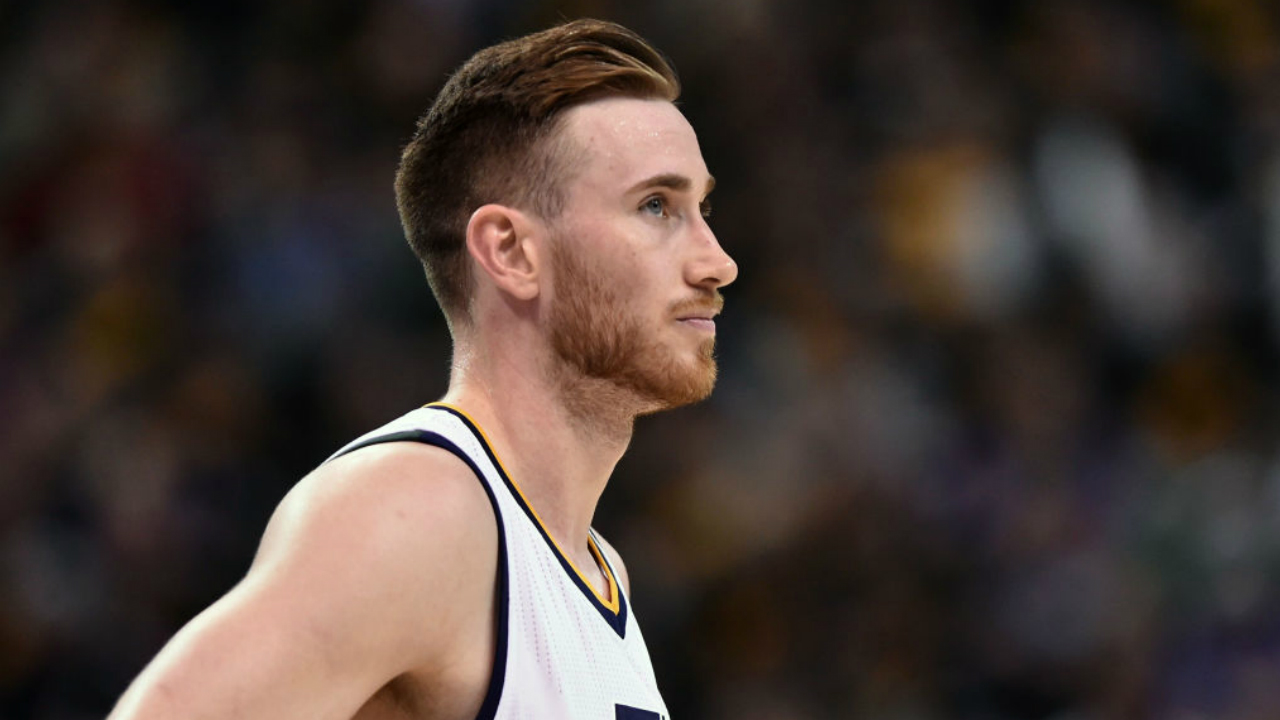 Hayward 'doesn't really want to be the man', says former Jazz team-mate