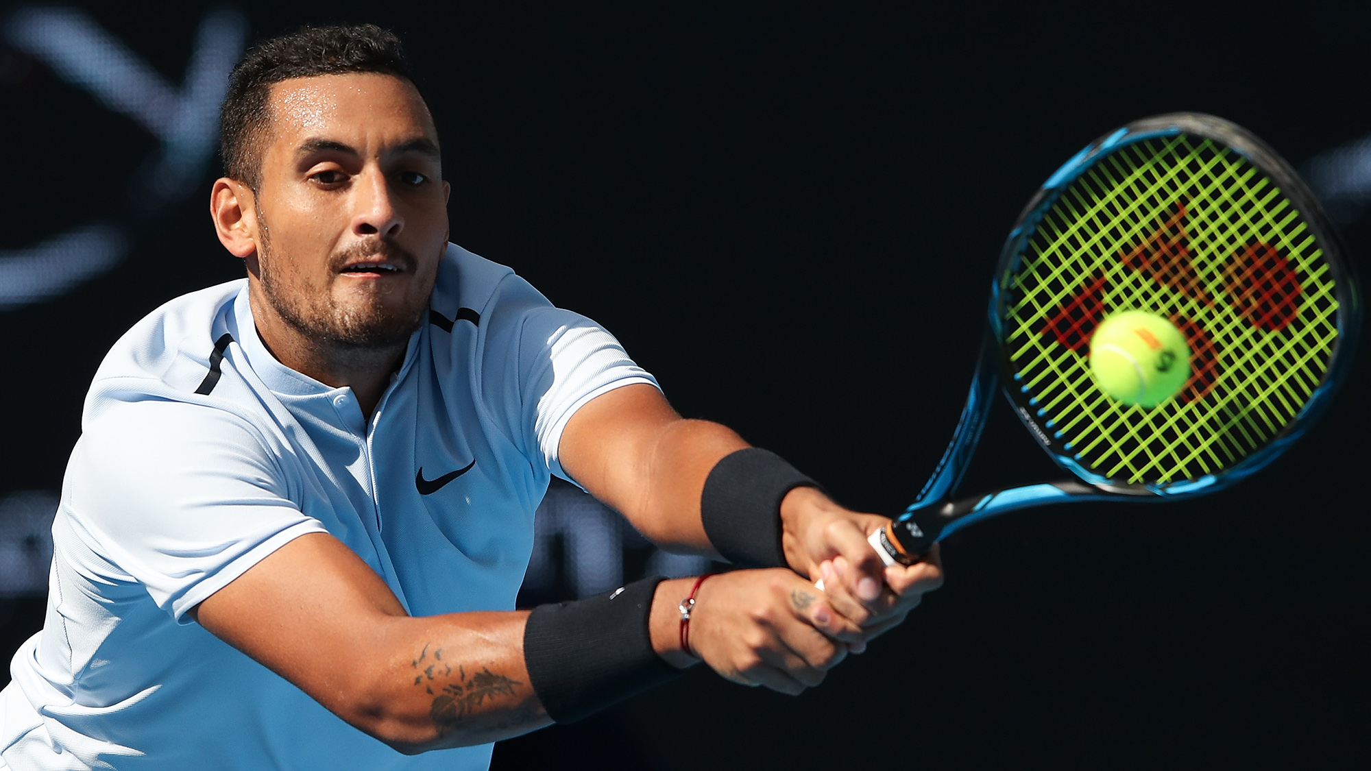 Kyrgios powers into China Open semi-finals