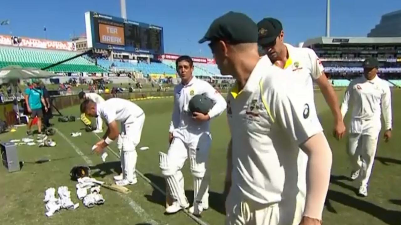 Australian wicketkeeper accuses South Africans of lying about sledges