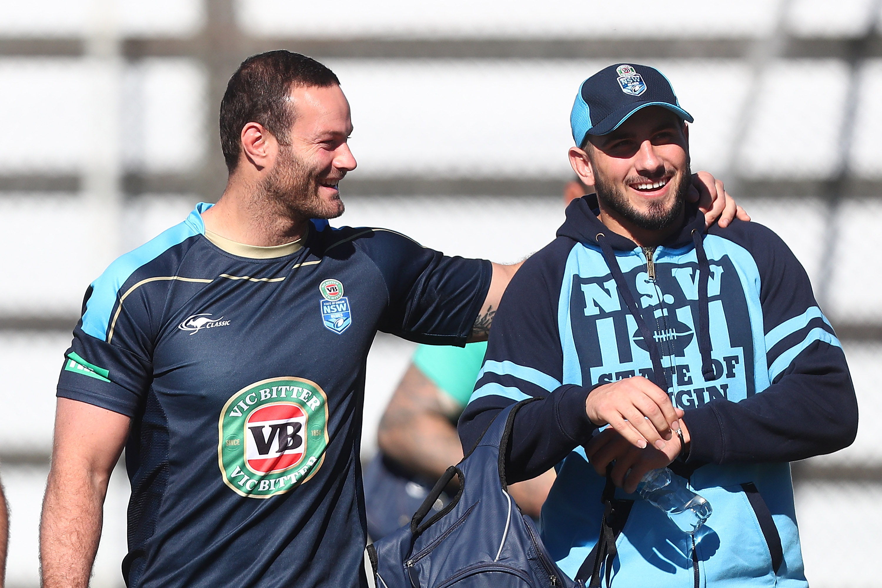 Blues captain Boyd Cordner could see 2017 would be special