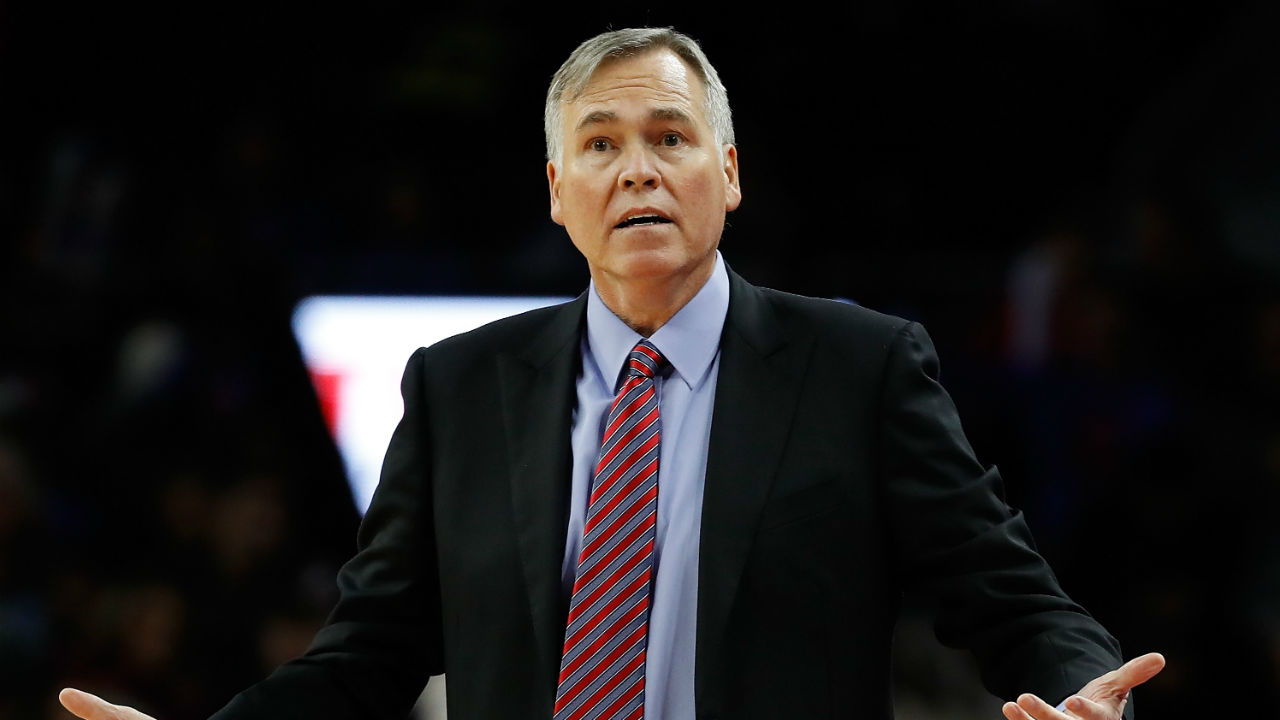 Spoelstra, D'Antoni share NBCA Coach of the Year award