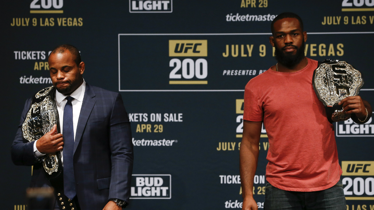Daniel Cormier - Jon Jones II Reportedly in The Works For UFC 214
