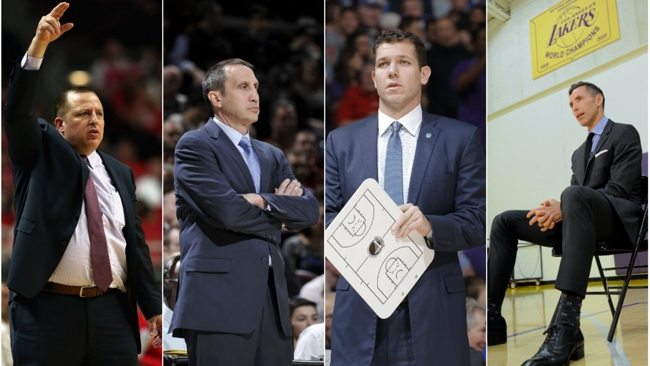 Phoenix coaching candidates