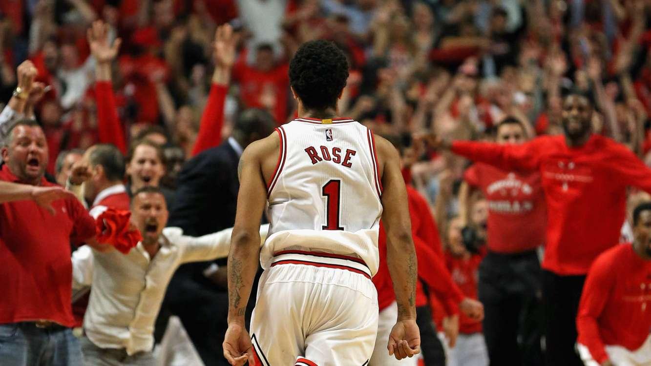 Derrick Rose Game Winner NBA | For Derrick Rose...