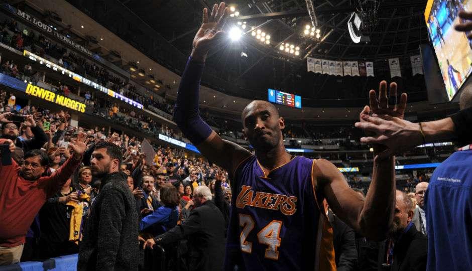 NBA | Kobe Bryant dominating the 2016 NBA All-Star votes ...