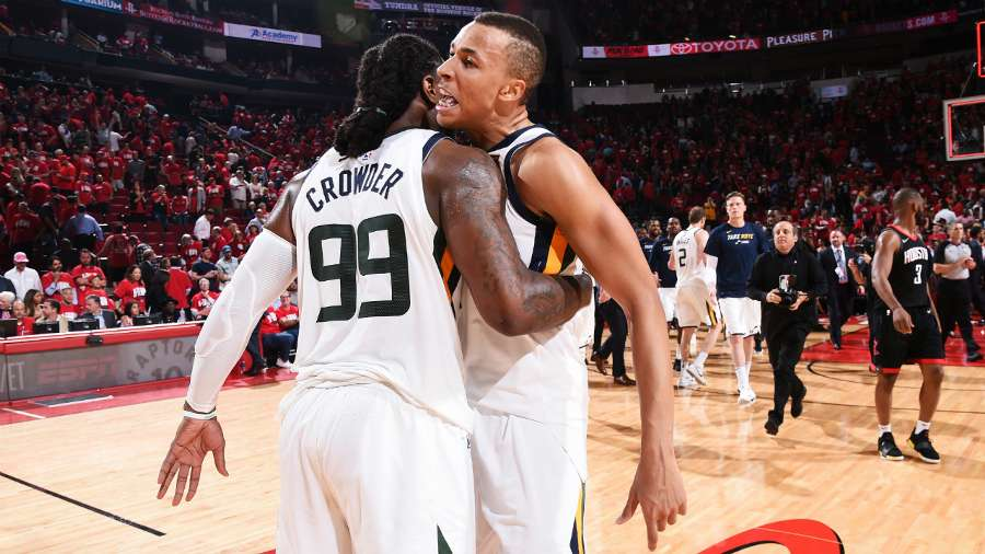 Keys to Rockets' Game 3 against Utah Jazz