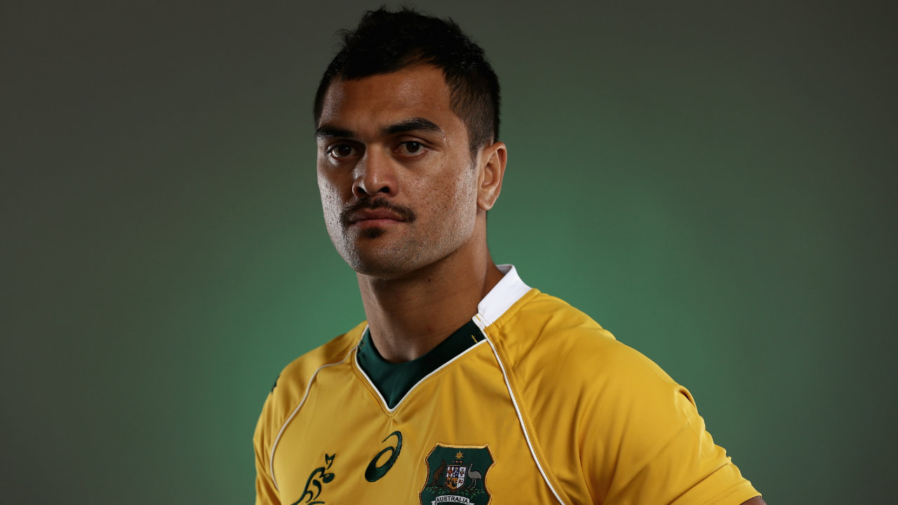 Hunt 'shocked' to receive long-awaited Wallabies jersey