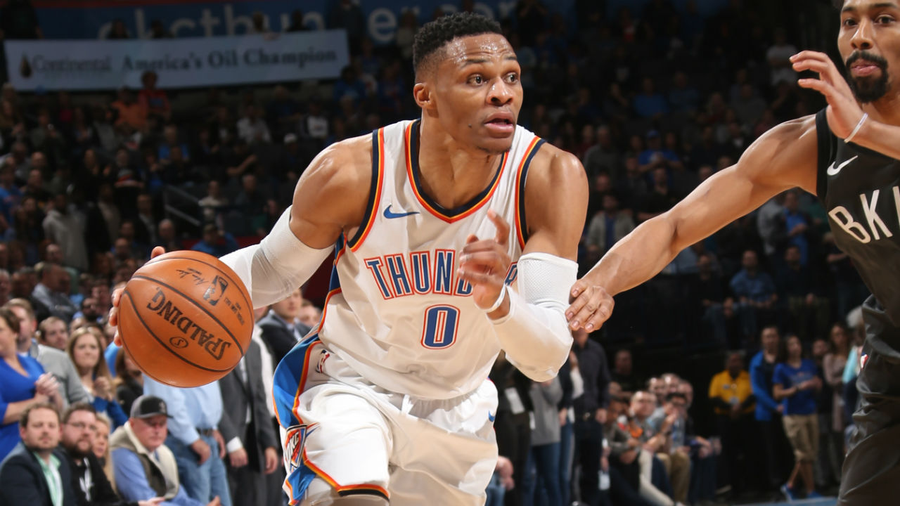 Russell Westbrook, Still Petty, Took Another Shot at Kevin Durant