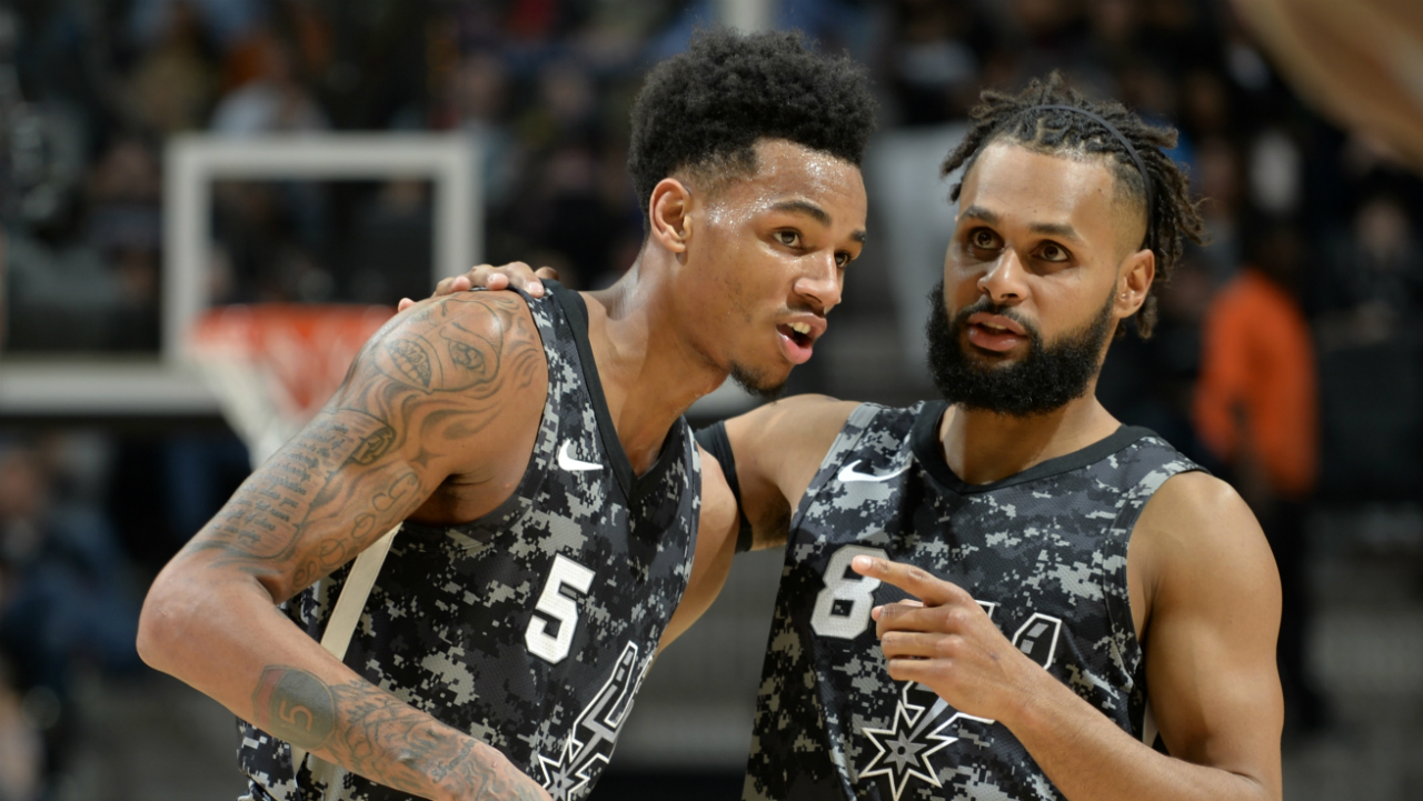 Cavaliers ban fan who aimed racial taunts at Spurs' Patty Mills