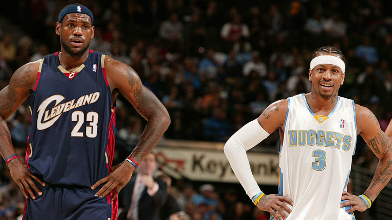 Allen Iverson thinks LeBron James will win 2018 MVP Award