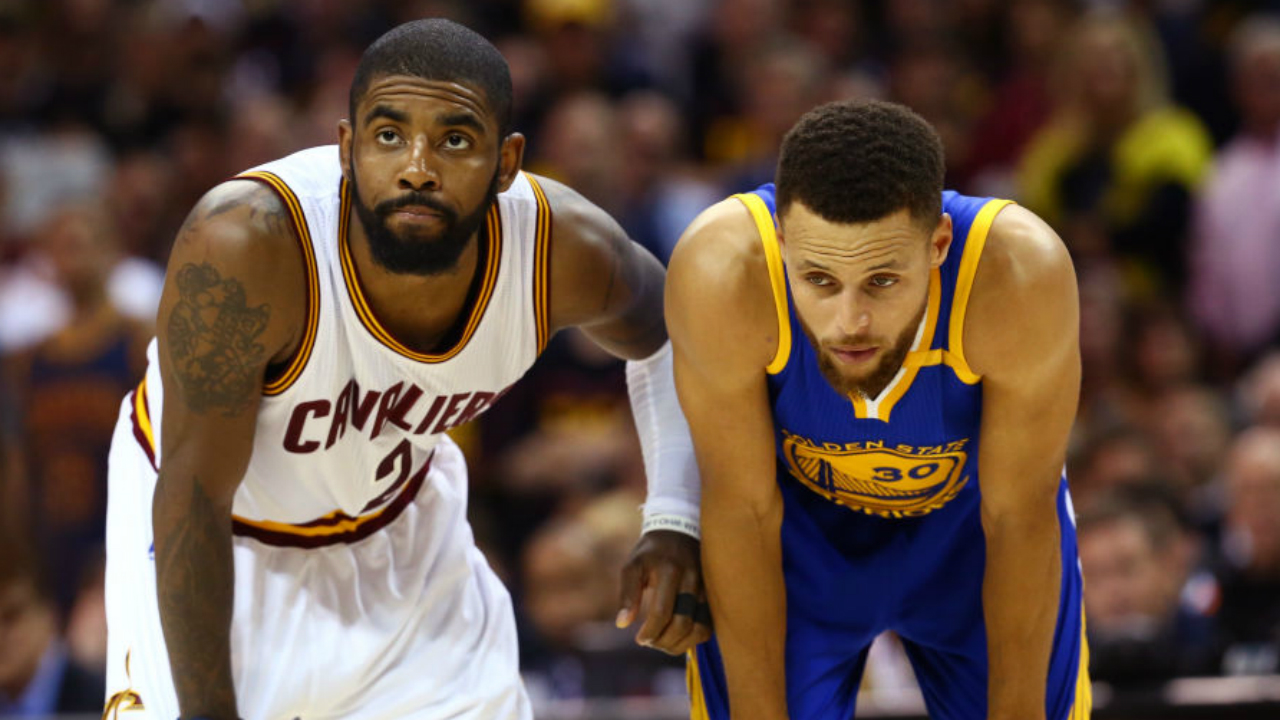 Cavs make NBA Finals history against Warriors
