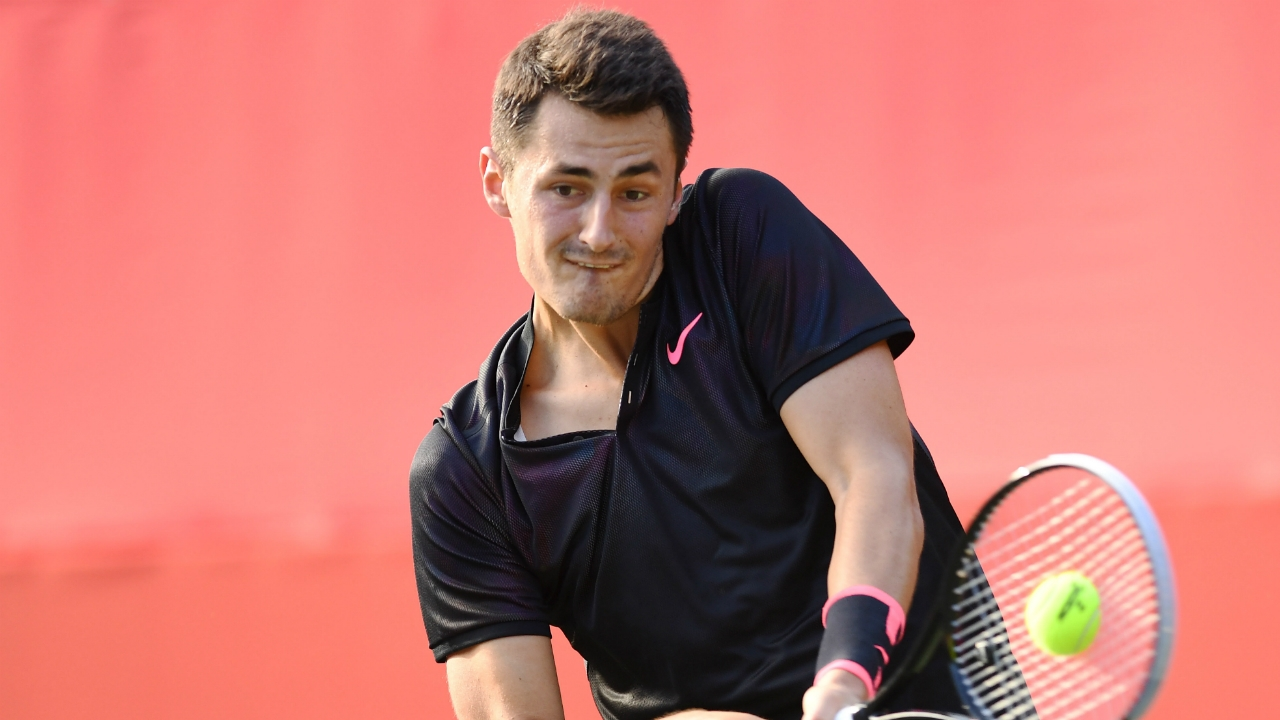 Bernard Tomic Loses Qualifying Event Australian Open Hopes Now In