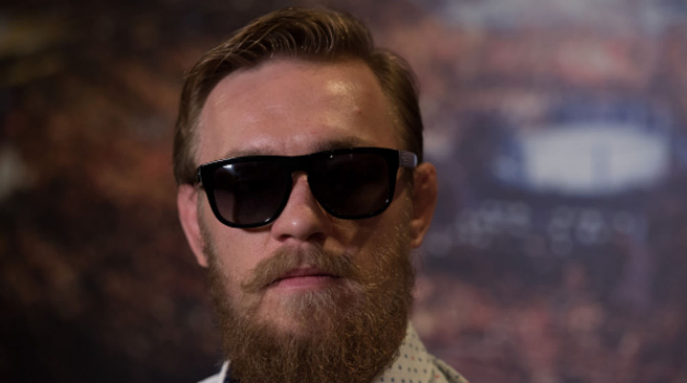 That awkward moment Conor McGregor references the wrong Rocky movie