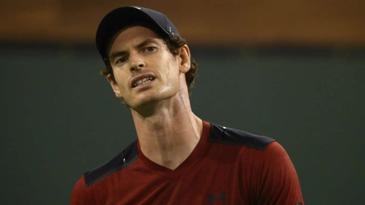 Andy Murray handed shock defeat in Rome