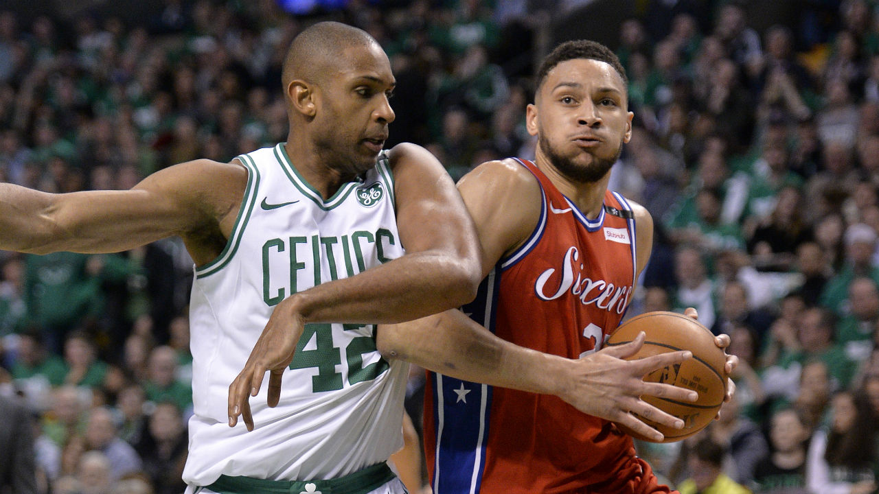 76ers' Ben Simmons unfazed by 'not a rookie' taunts from Celtics crowd