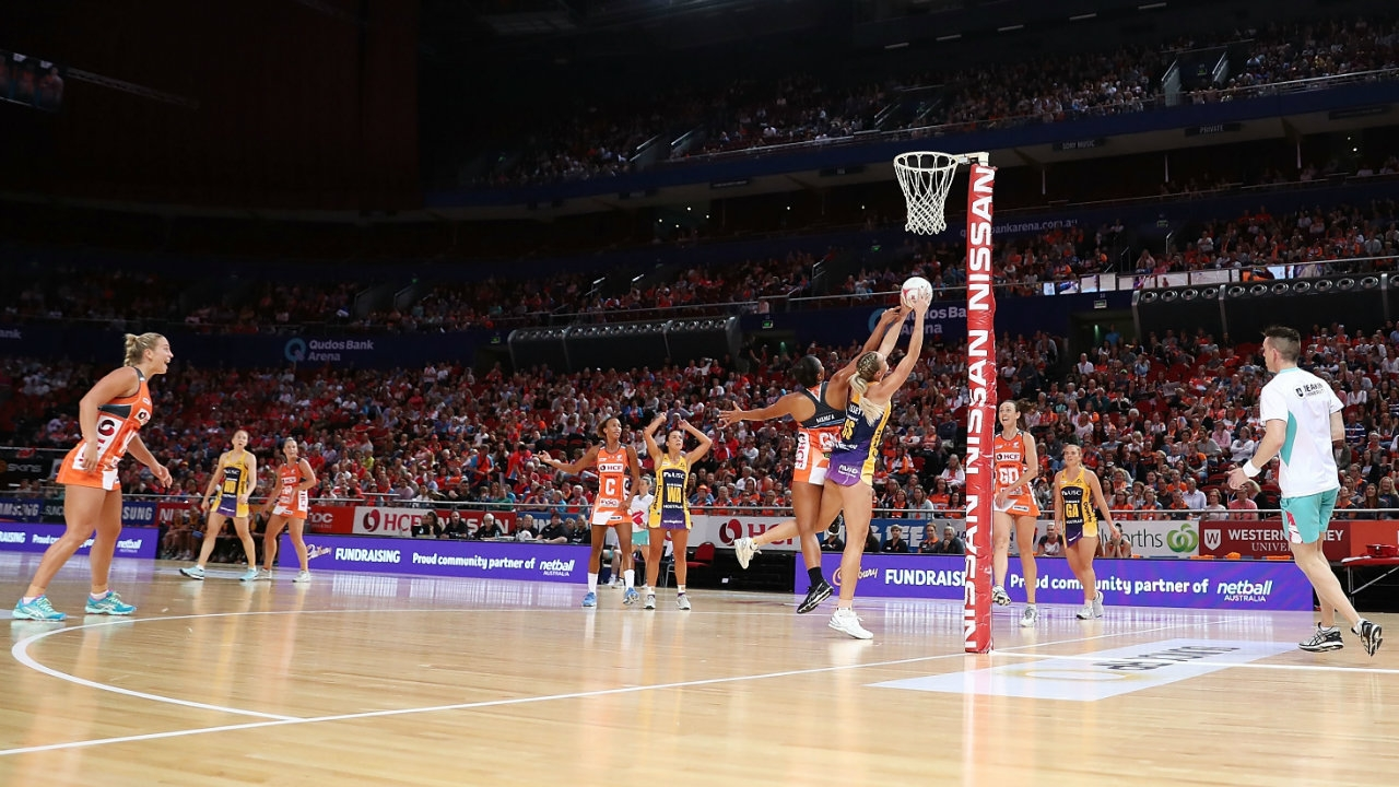 Super Netball: Revolutionary points system shakes up round one results | Other Sports | Sporting ...