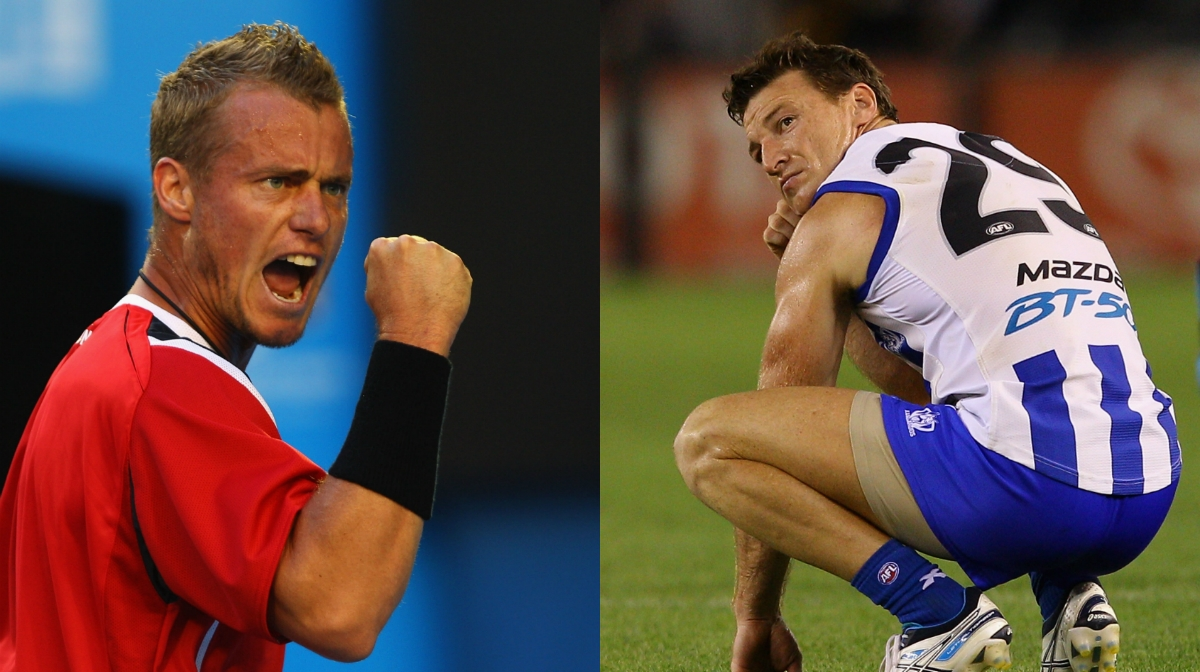 Lleyton Hewitt slams North Melbourne s decision to cut Brent