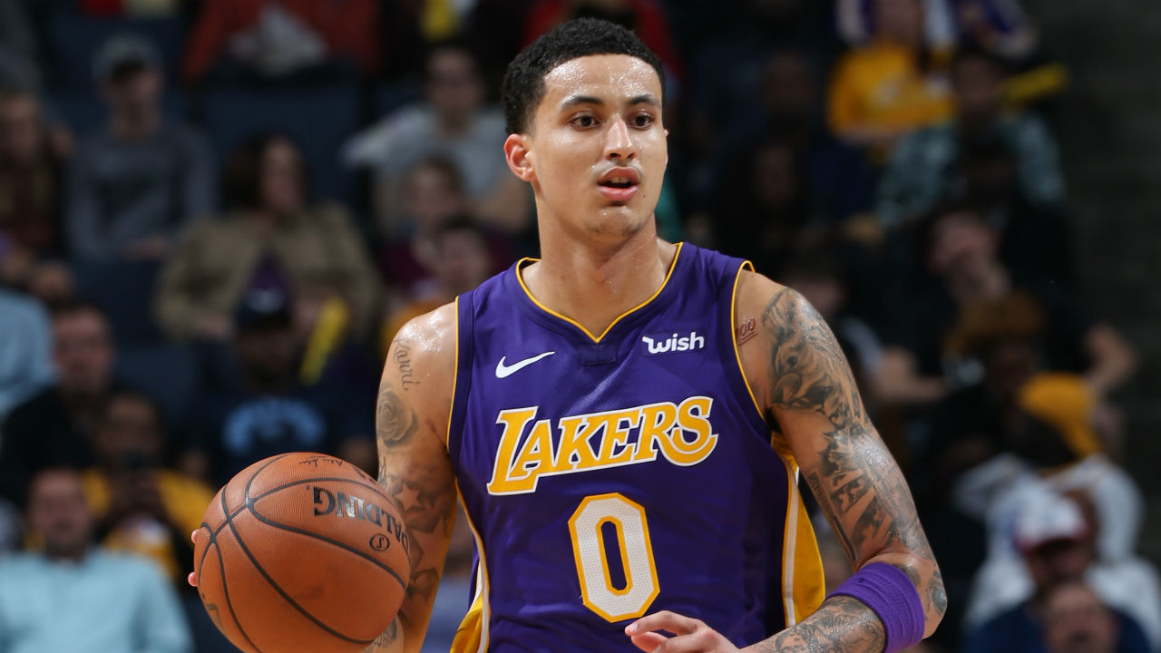 Kuzma helps Lakers outlast Grizzlies