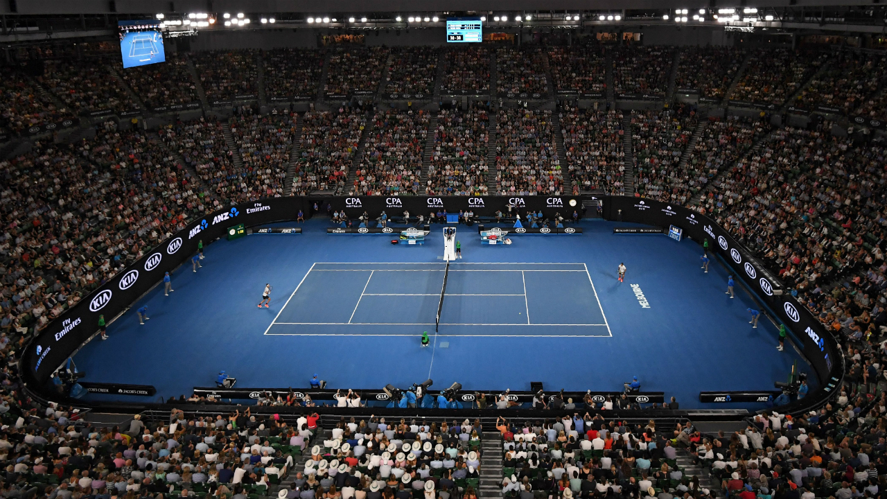 Australian Open 2018 to use 25-second shot clock