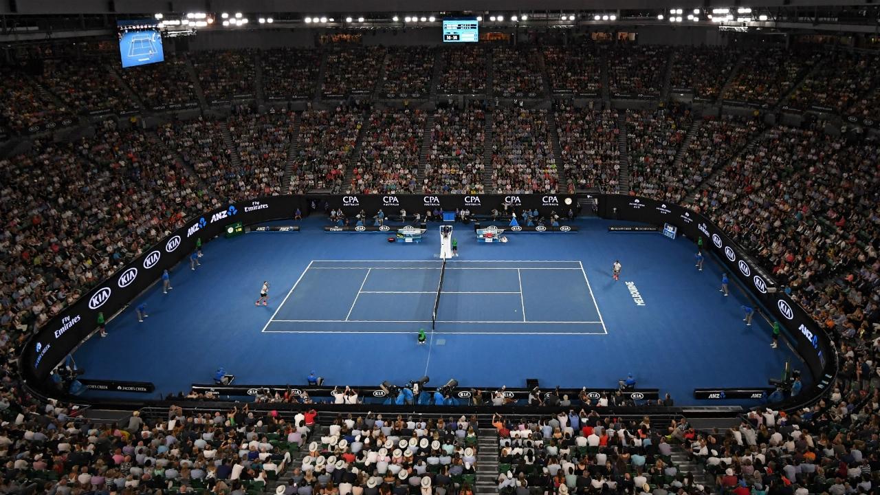 Shot clock to be introduced at 2018 australian open tennis shot clock to be introduced at 2018 australian open stopboris Choice Image