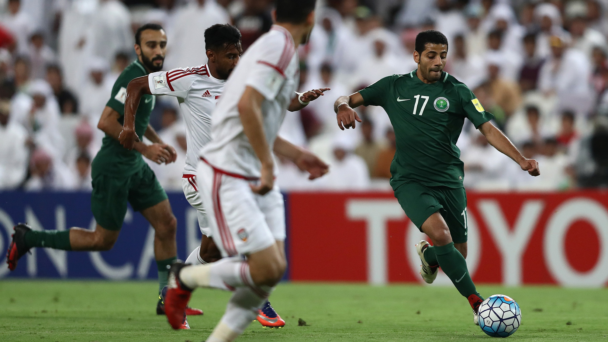 Saudi coach bemoans blow to World Cup hopes
