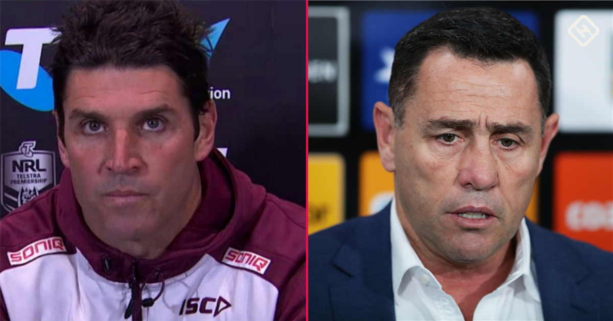 Sharks, Manly weigh up NRL referee fines