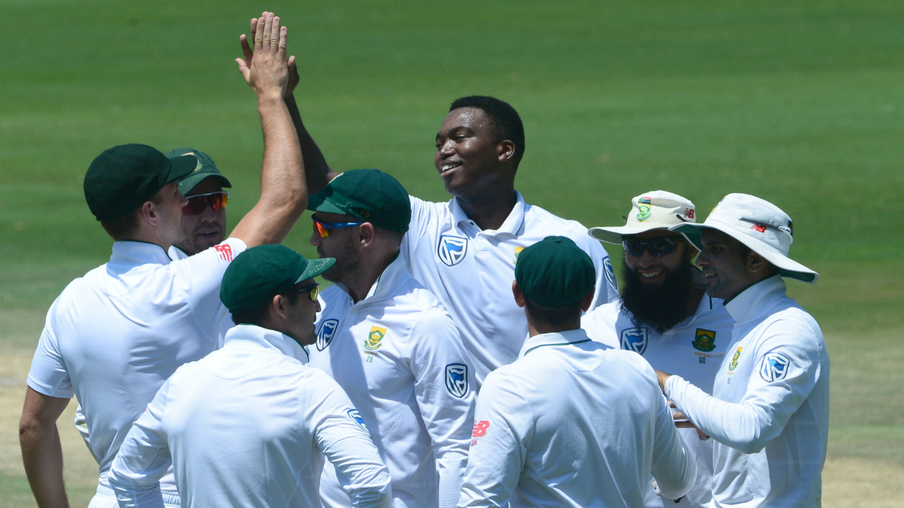 #SAvIND: SA beat India in 2nd Test and win series
