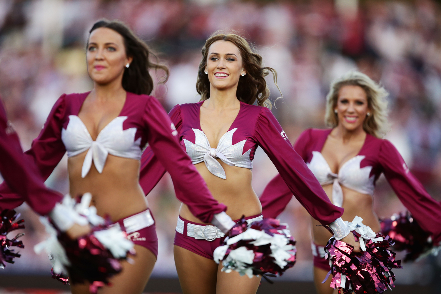 2015 NRL Cheerleaders