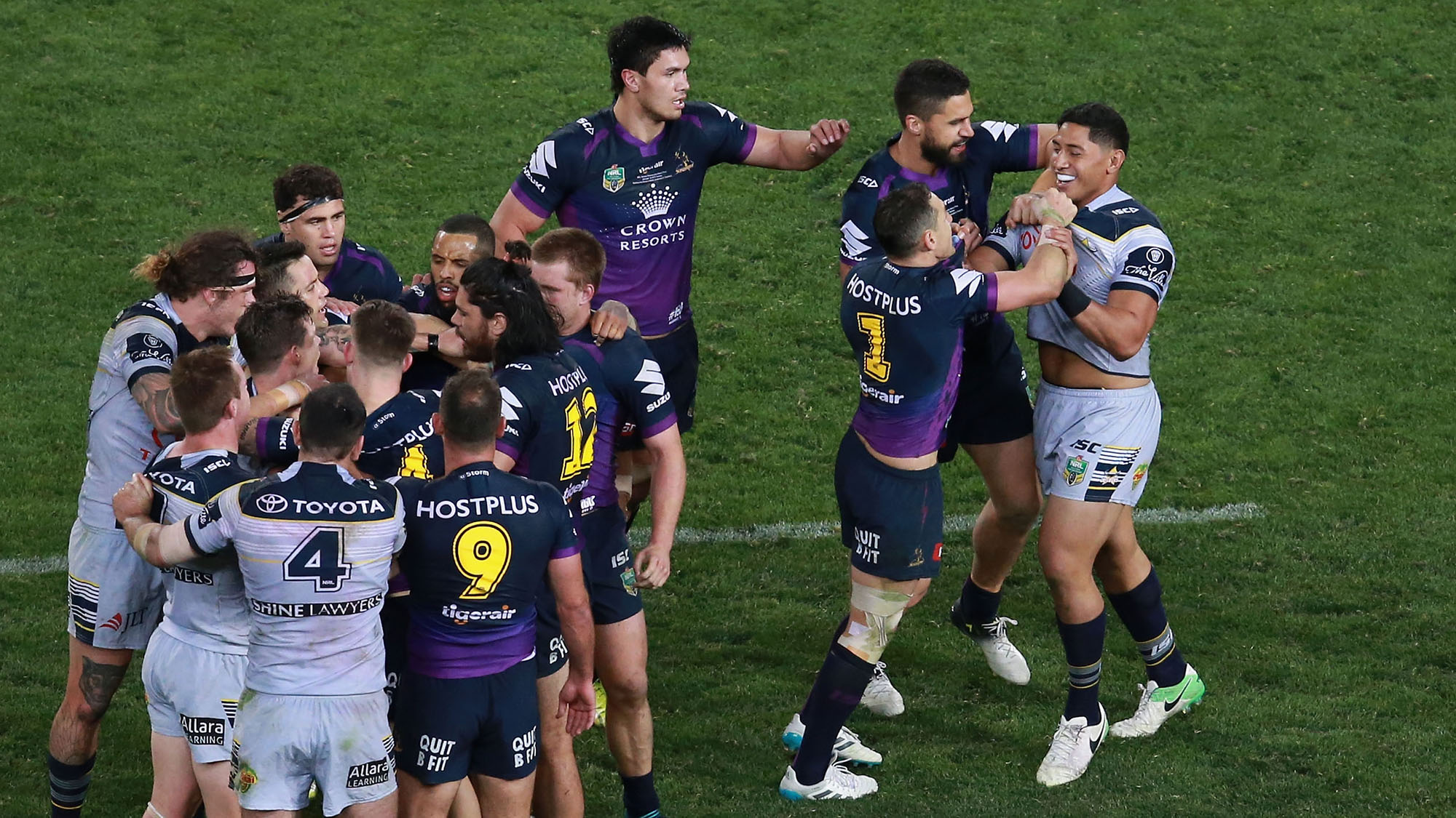 NRL Finals 2017: The incredible North Queensland Cowboys story