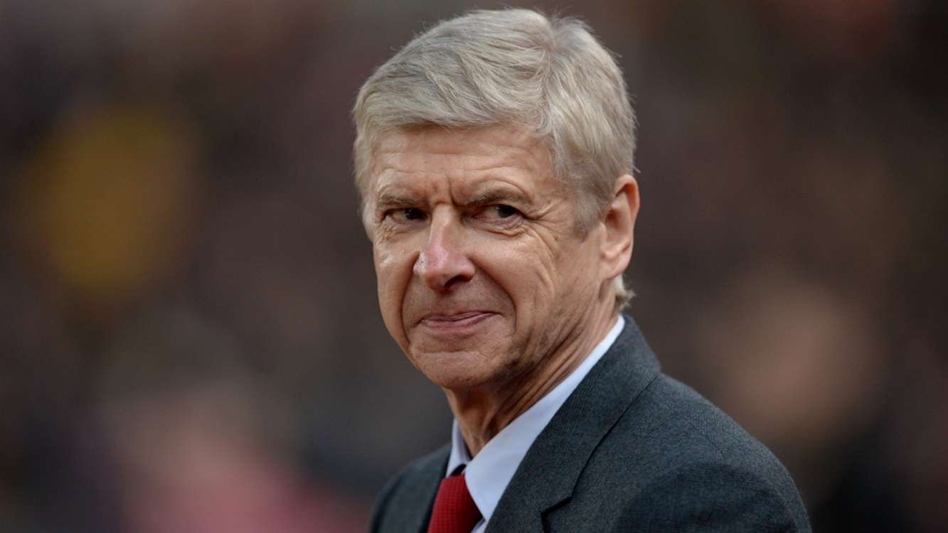 'Retirement is dying'–Wenger speaks about future