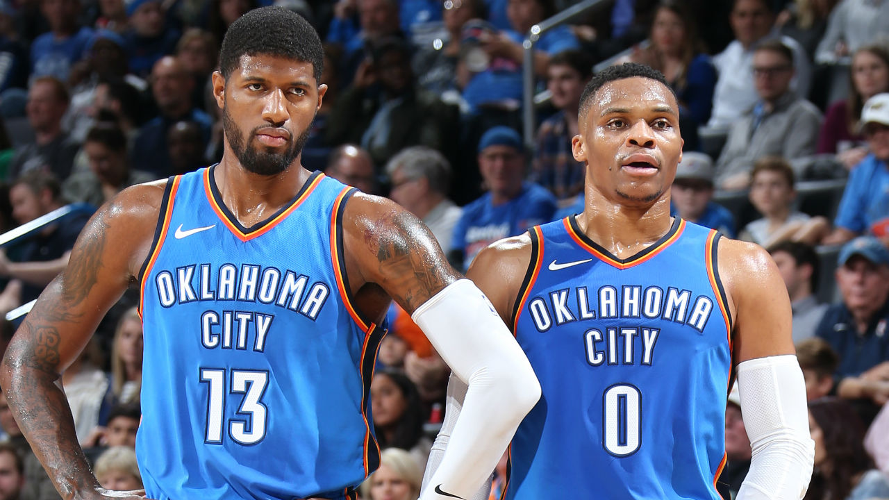 Free Agency Will Be Easier After Russell Westbrook All-Star Support — Paul George