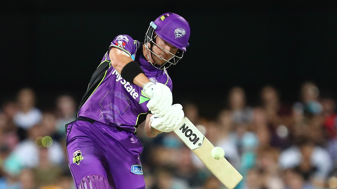 Big Bash League: Hobart Hurricanes beat Perth Scorchers to reach final