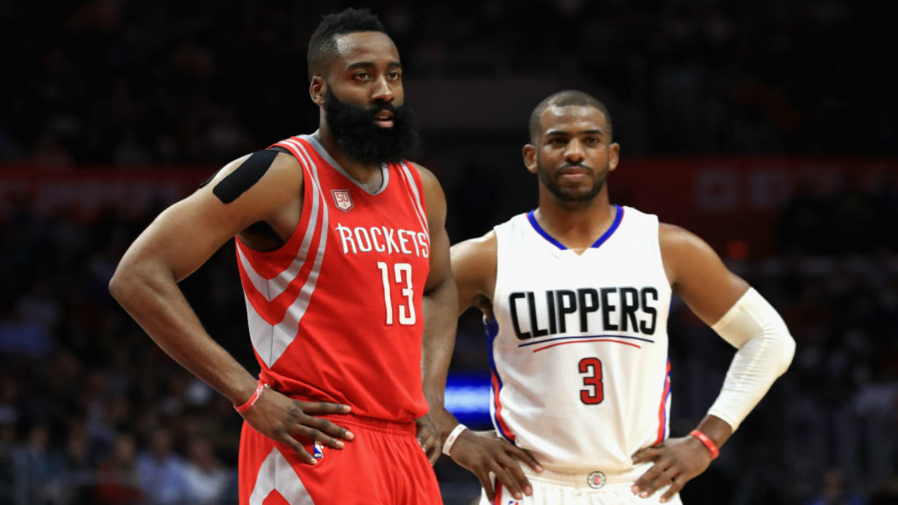 Houston Rockets pair Chris Paul with James Harden, vying for another All-Star