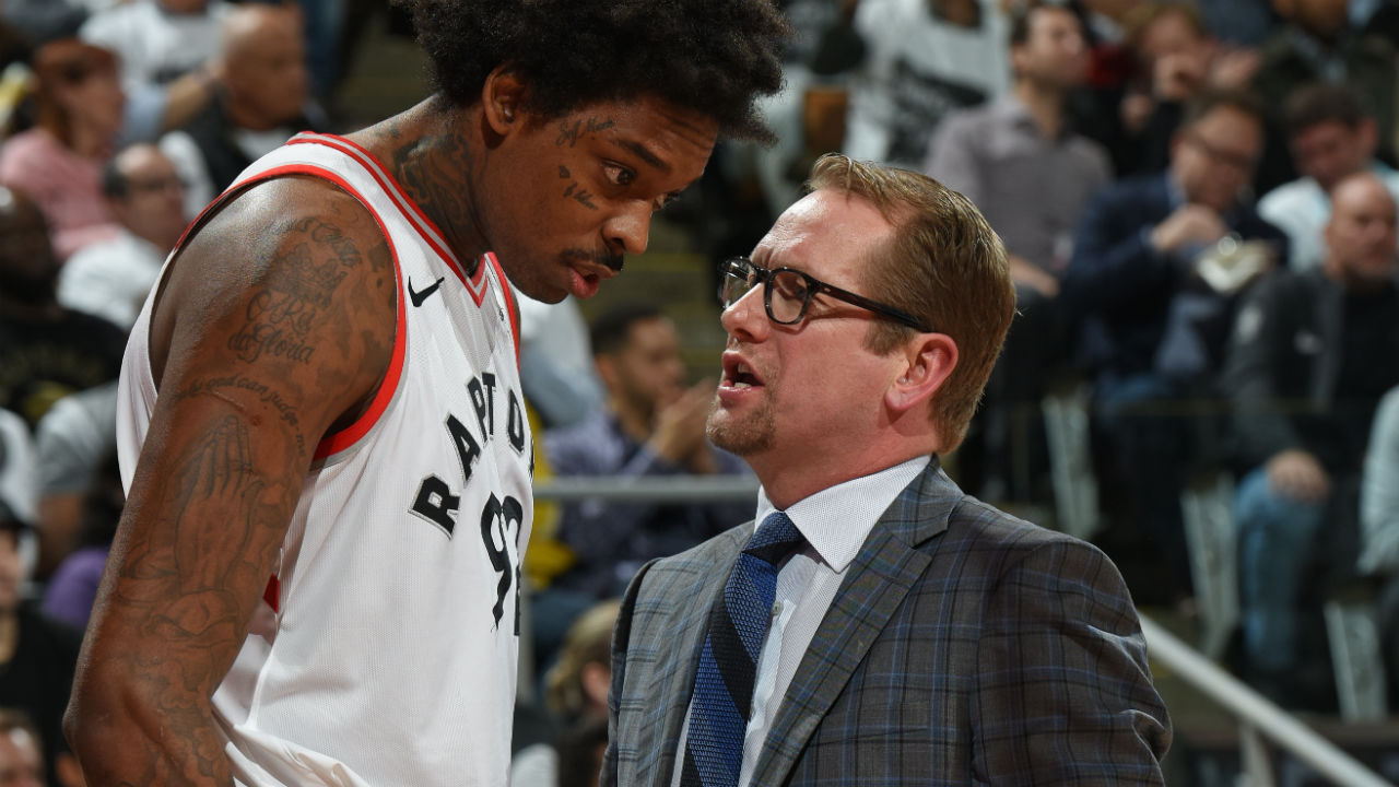 Raptors hiring Nick Nurse as head coach