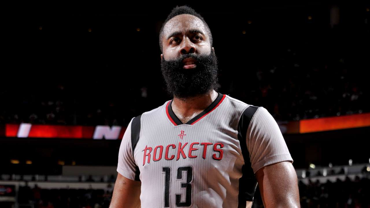 Harden on resting: 'Mike (D'Antoni) knows not to come at me with that'