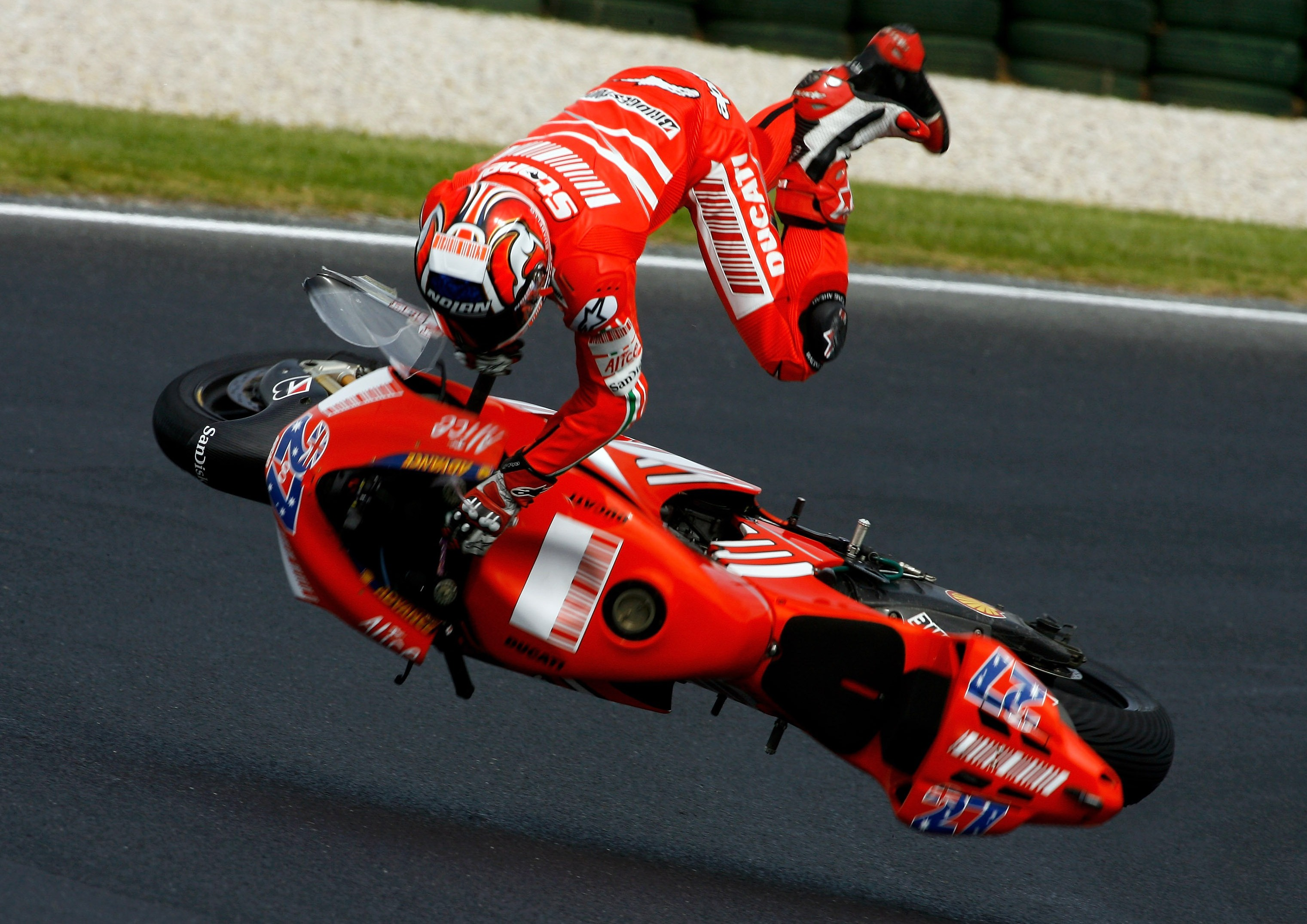 Another Twist In The Wild Ride Of Casey Stoner