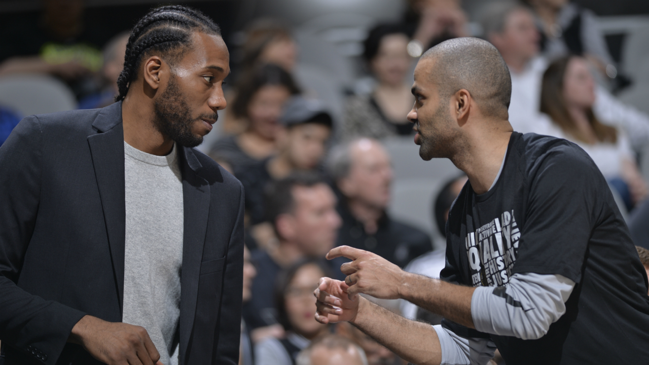 Kawhi Leonard Likely To Return From Quad Injury Thursday