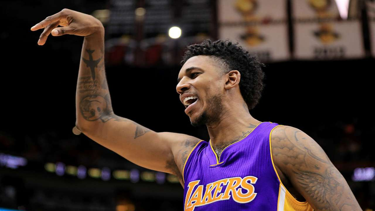 WATCH: The Lakers explode for a 47-point quarter