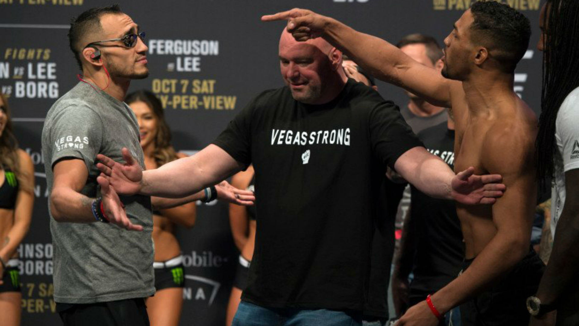 McGregor vs. Ferguson? It's happening … when Conor is ready