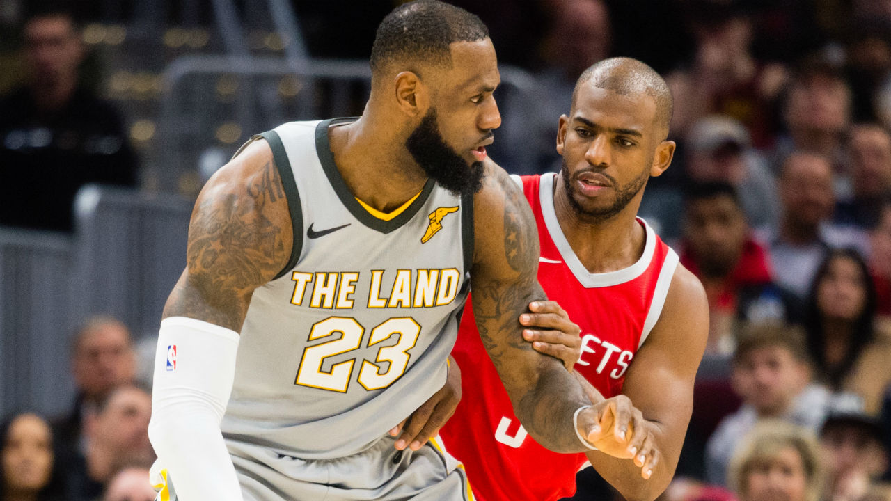 LeBron James: NBA should take Cavs 'off every nationally televised game'