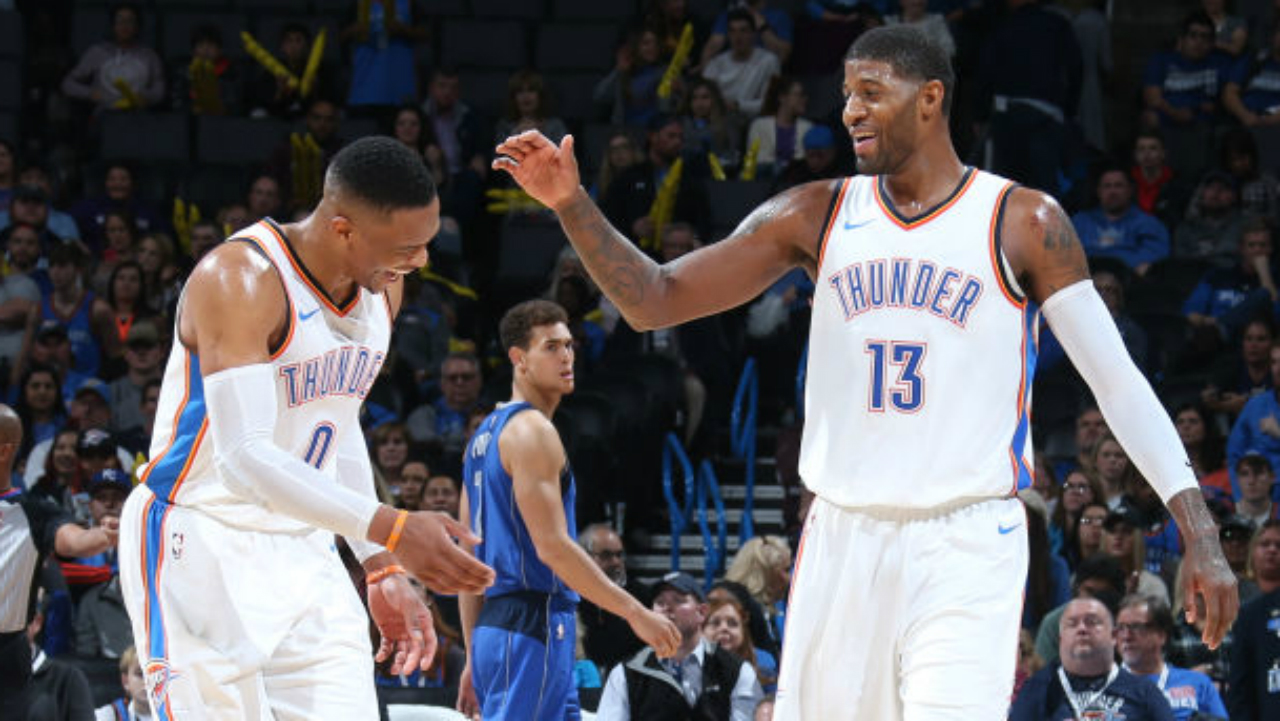 Westbrook and Thunder top Bulls 92-79 for 3rd straight win