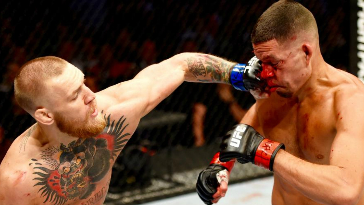 sport other sports conor mcgregor claims overtrained first