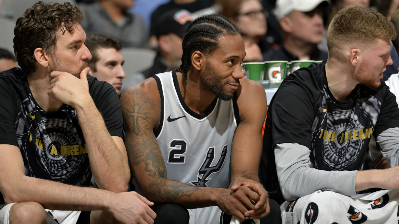 Leonard wants to stay in San Antonio, Danny Green says