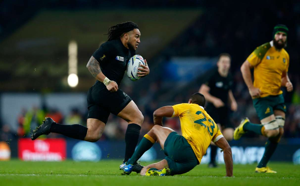 'Jonah Lomu Rugby' commentary dubbed over RWC Final
