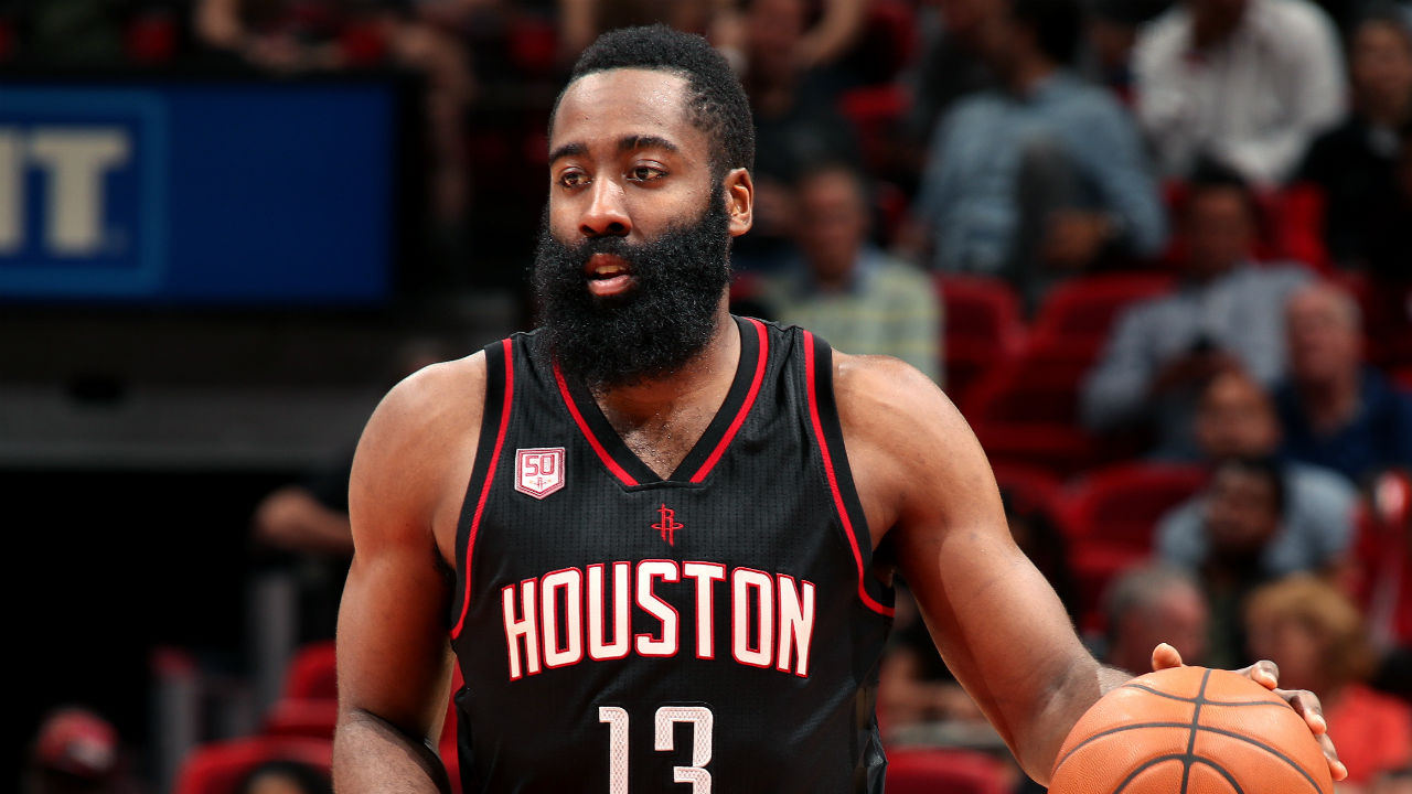 Harden guides Rockets past Nets