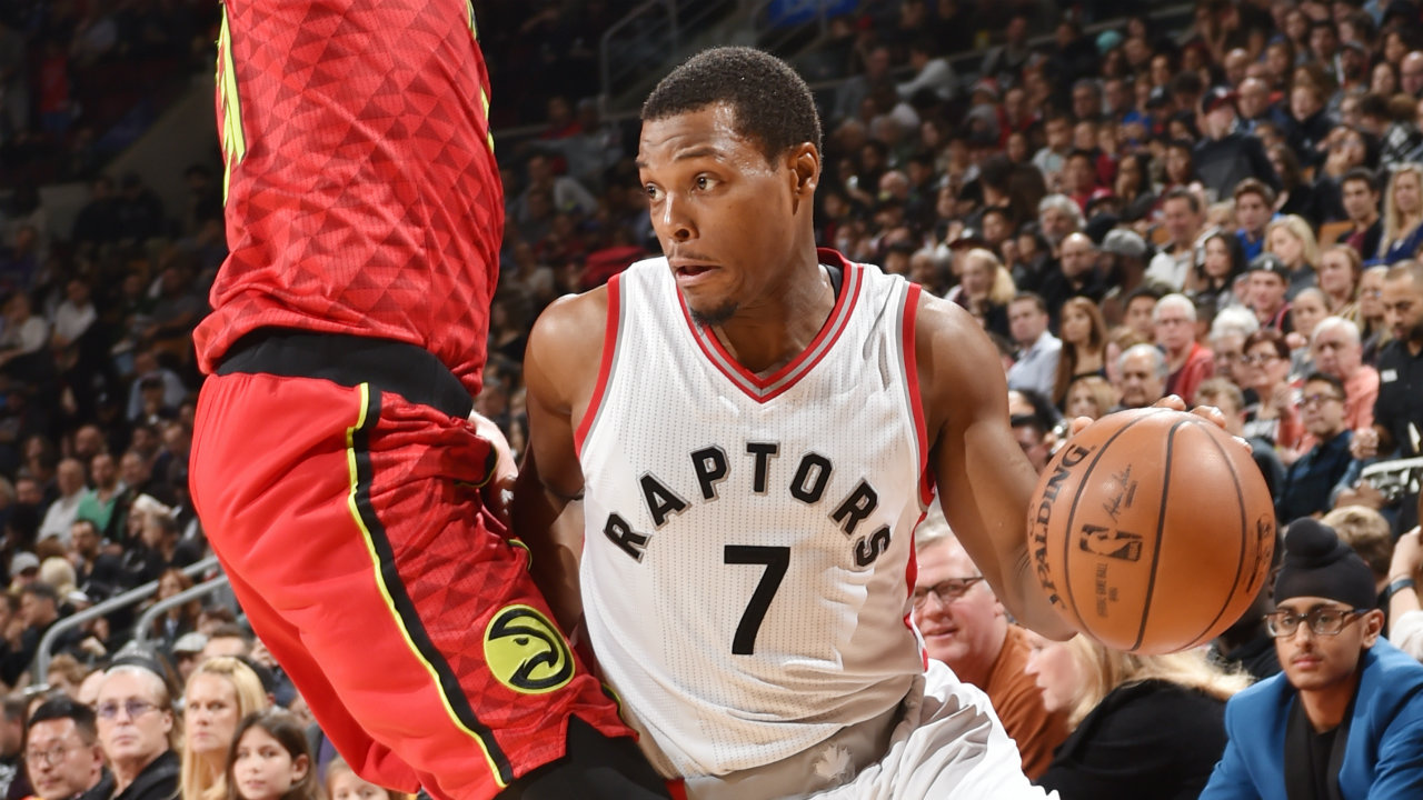 Raptors beat Hawks in sixth straight win