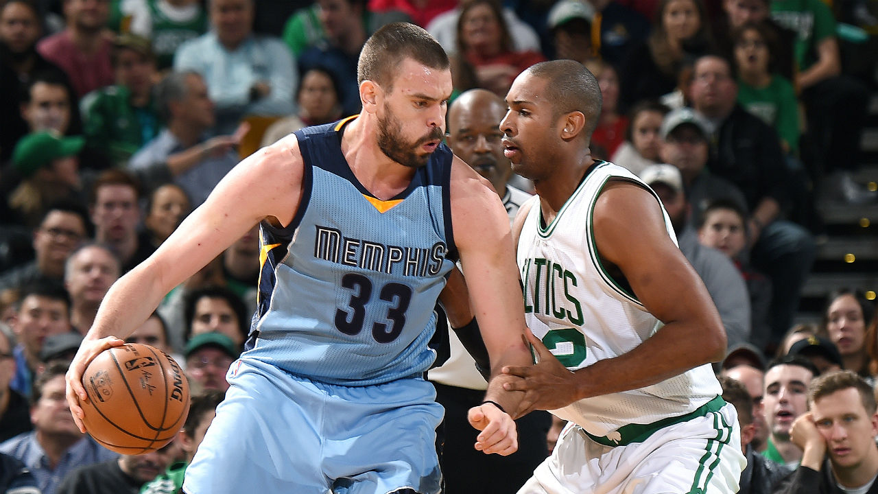 Report: Celtics May Pursue Marc Gasol From Memphis In Trade