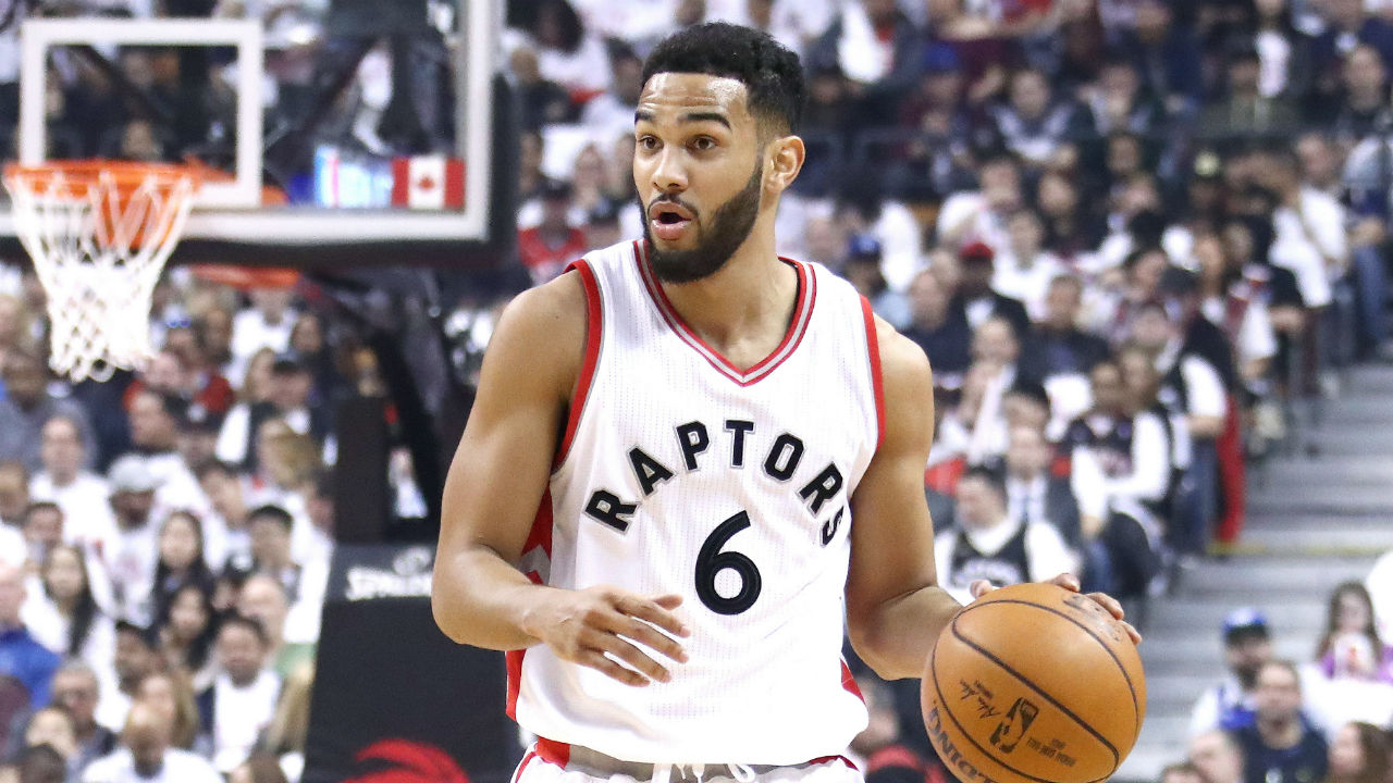 Raptors officially trade Cory Joseph to Pacers