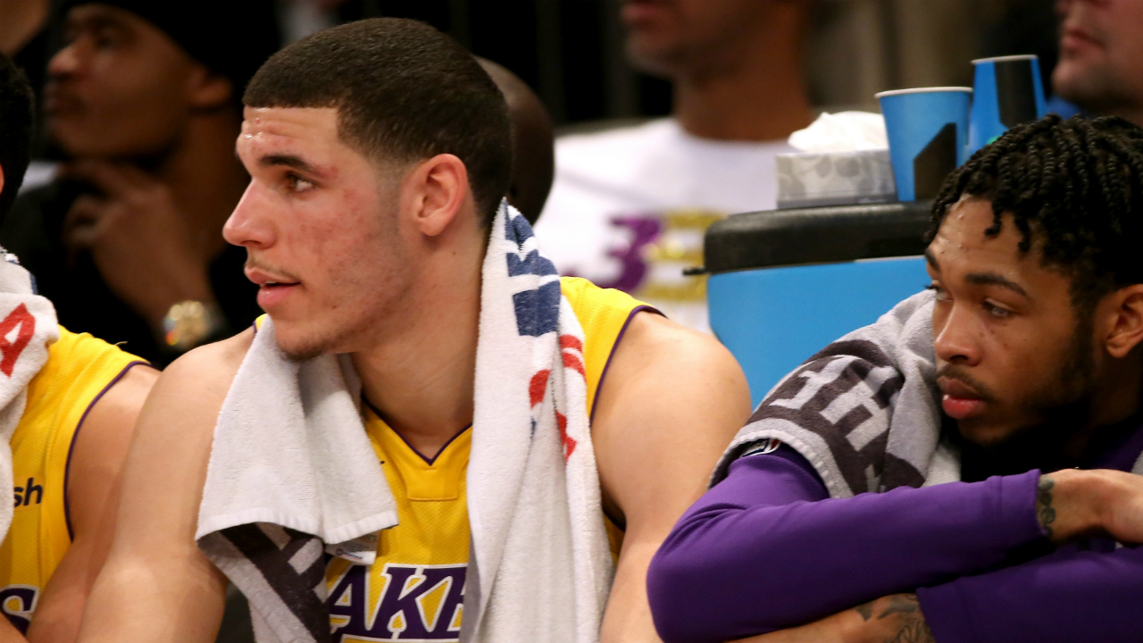 LeBron James explains what he loves about Lonzo Ball